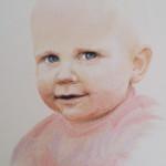 Portrett av Thale (softpastell)