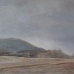 Ved Mjær, olje, 40x50cm