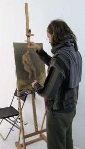 Tuv kommenterer maleriet mitt